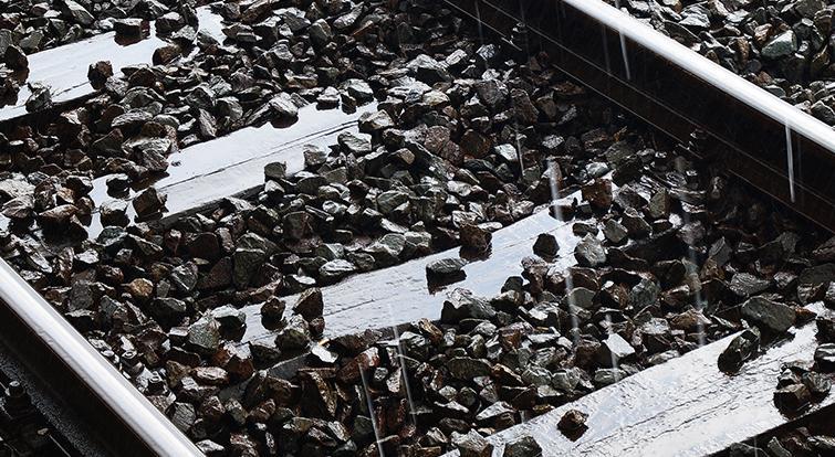 Wypadek pociągu w Puszczykowie