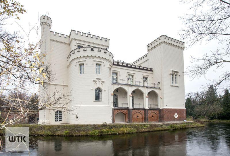129337ea Zamek w Kórniku po remoncie. Odnowiono kolejną ścianę [FOTO] - WTK.PL