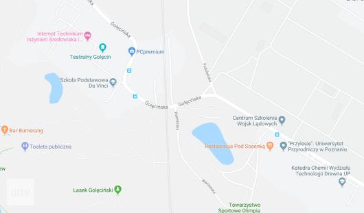 16ed88f5388cae Uwaga kierowcy: zamknięcie przejazdu kolejowego na ul. Golęcińskiej ...