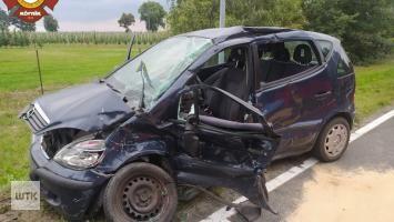 Tragiczny wypadek: dwie kobiety zginęły po zderzeniu auta z tirem