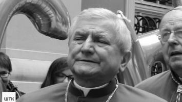 Nie żyje były biskup kaliski Edward Janiak