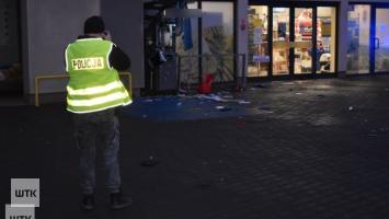 """Kolejny bankomat wysadzony w Wielkopolsce. """"Blokada dróg, na miejsce jadą antyterroryści"""""""