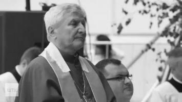 """Bp Edward Janiak zostanie pochowany w katedrze? """"Wkrótce podamy szczegóły"""""""