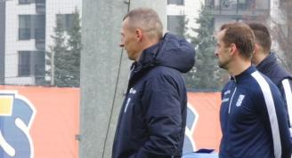 Tymczasowy trener Lecha będzie pracował dłużej?