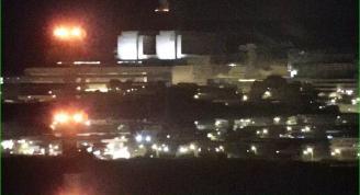 Elektrociepłownia Karolin: pożar gasi 6 zastępów strażaków