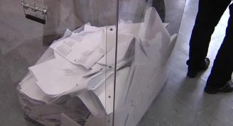 Wyborcze incydenty